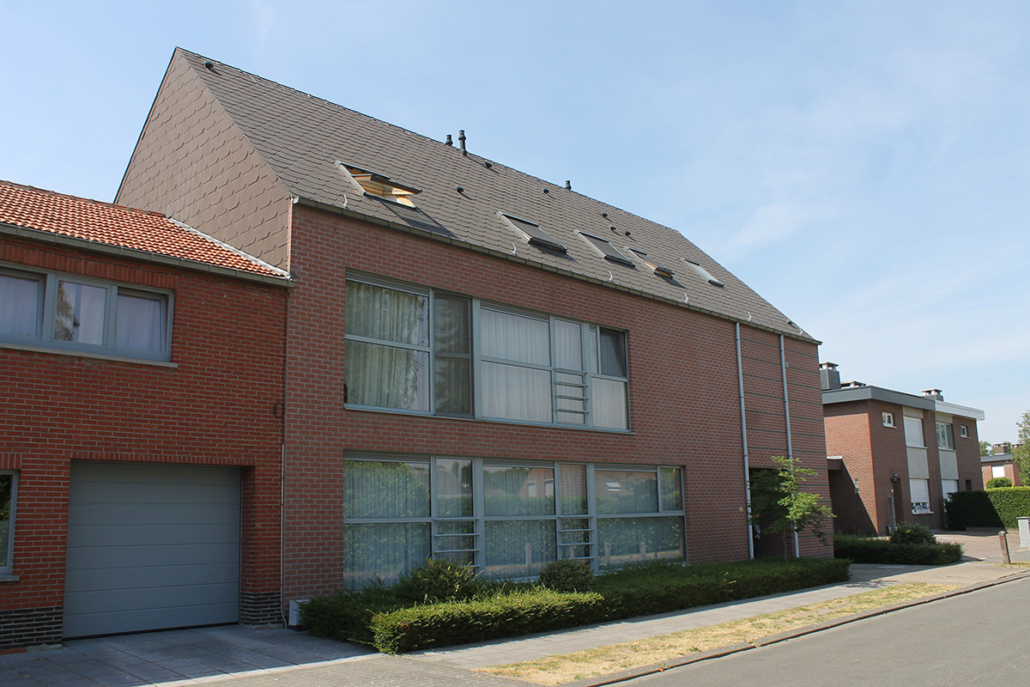 Appartementen Waversesteenweg