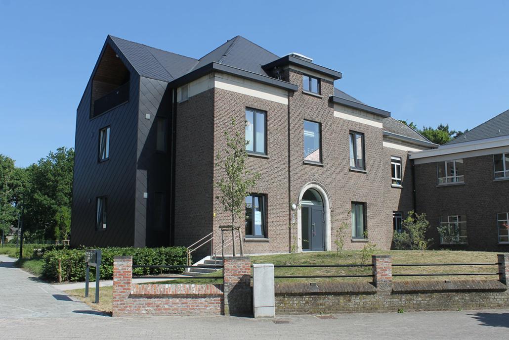 Appartementen Zwarte Leeuwstraat