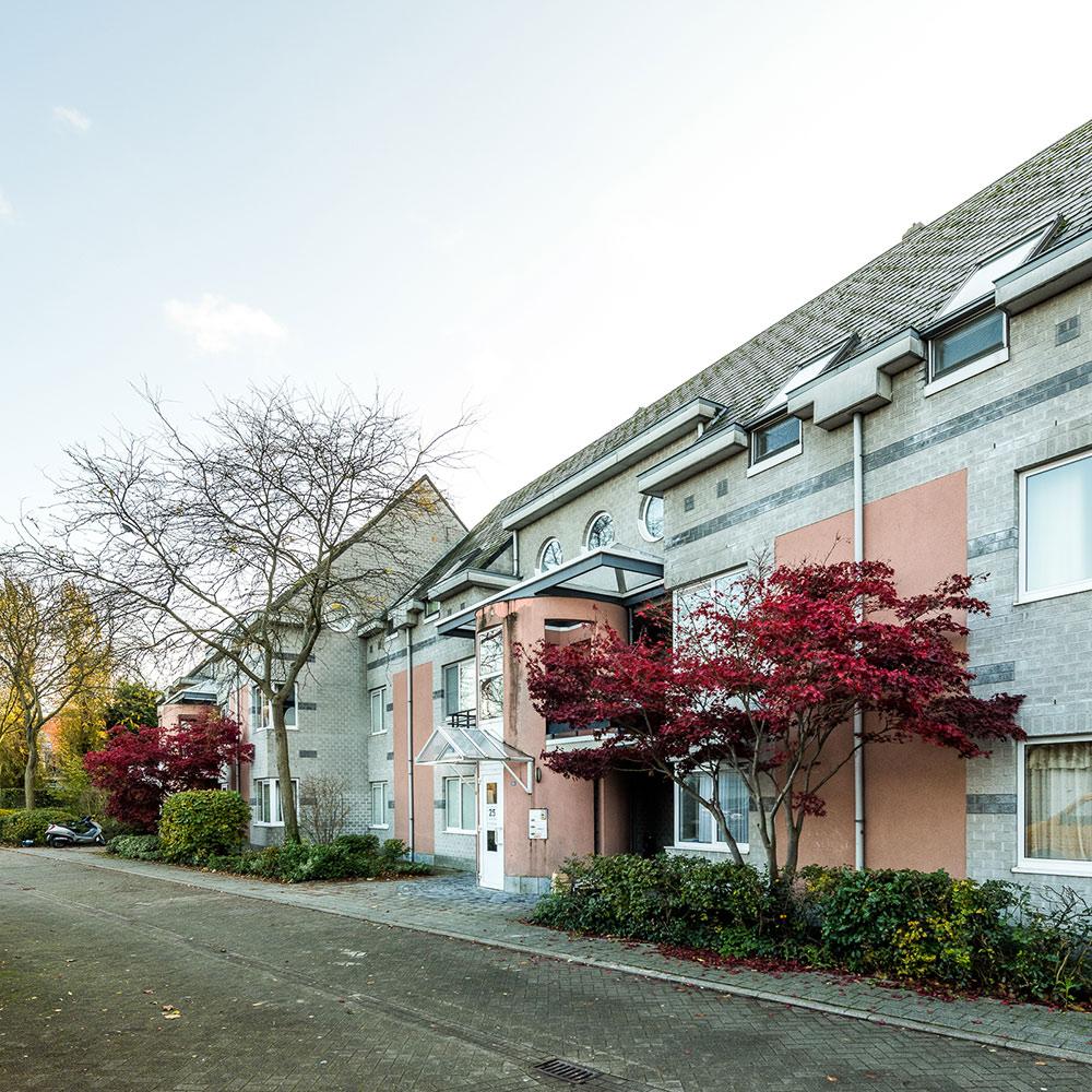 Appartementen Transvaalstraat 23-25-27