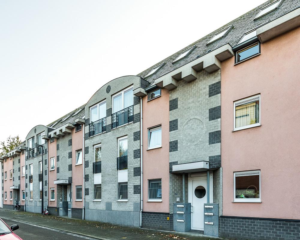 Appartementen Transvaalstraat 3-5-7