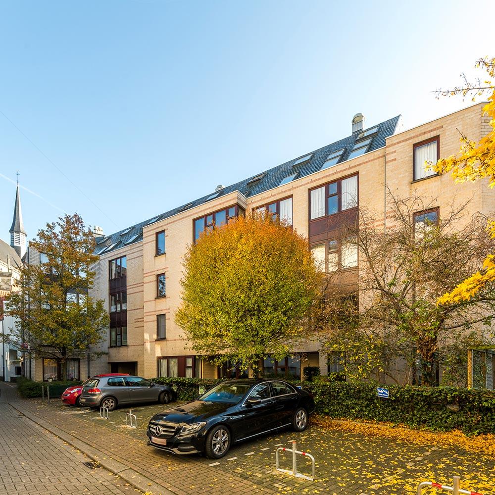 Appartementen Begijnenstraat