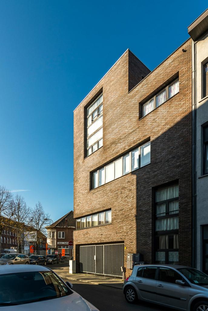Appartementen Aambeeldstraat 1