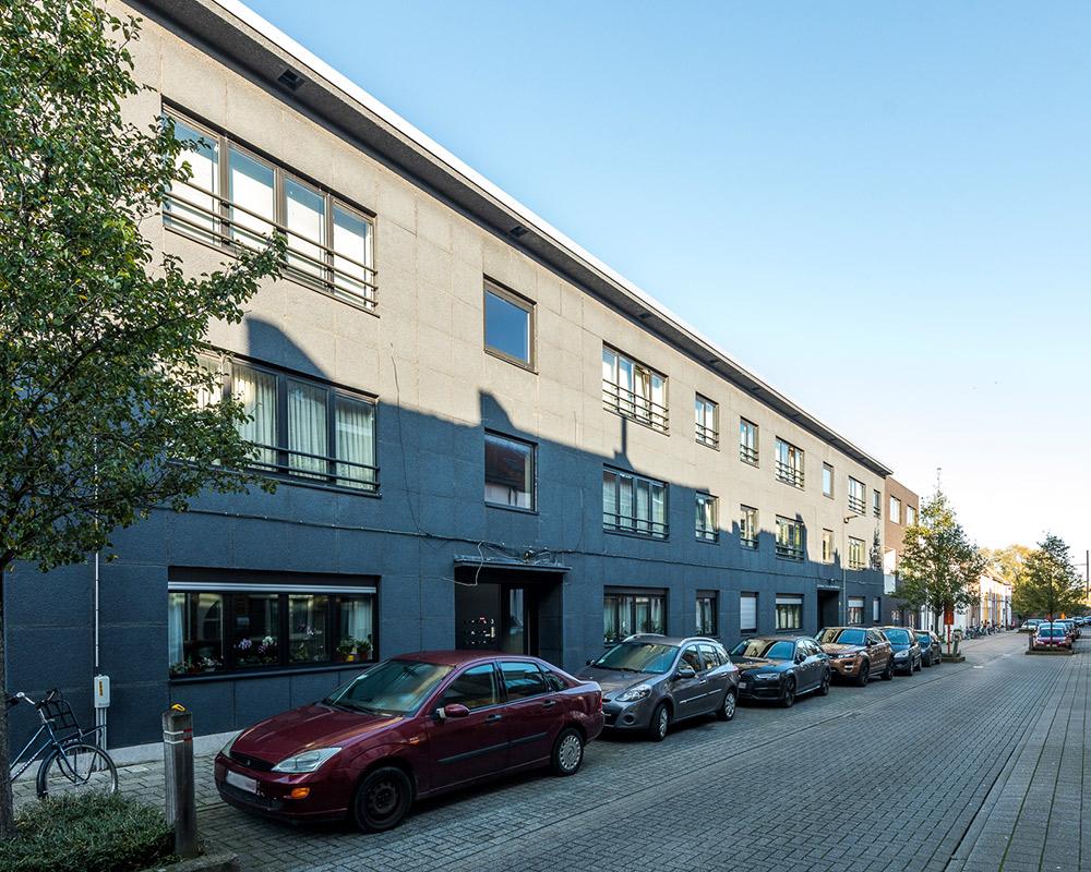 Appartementen Tenderstraat 3-5