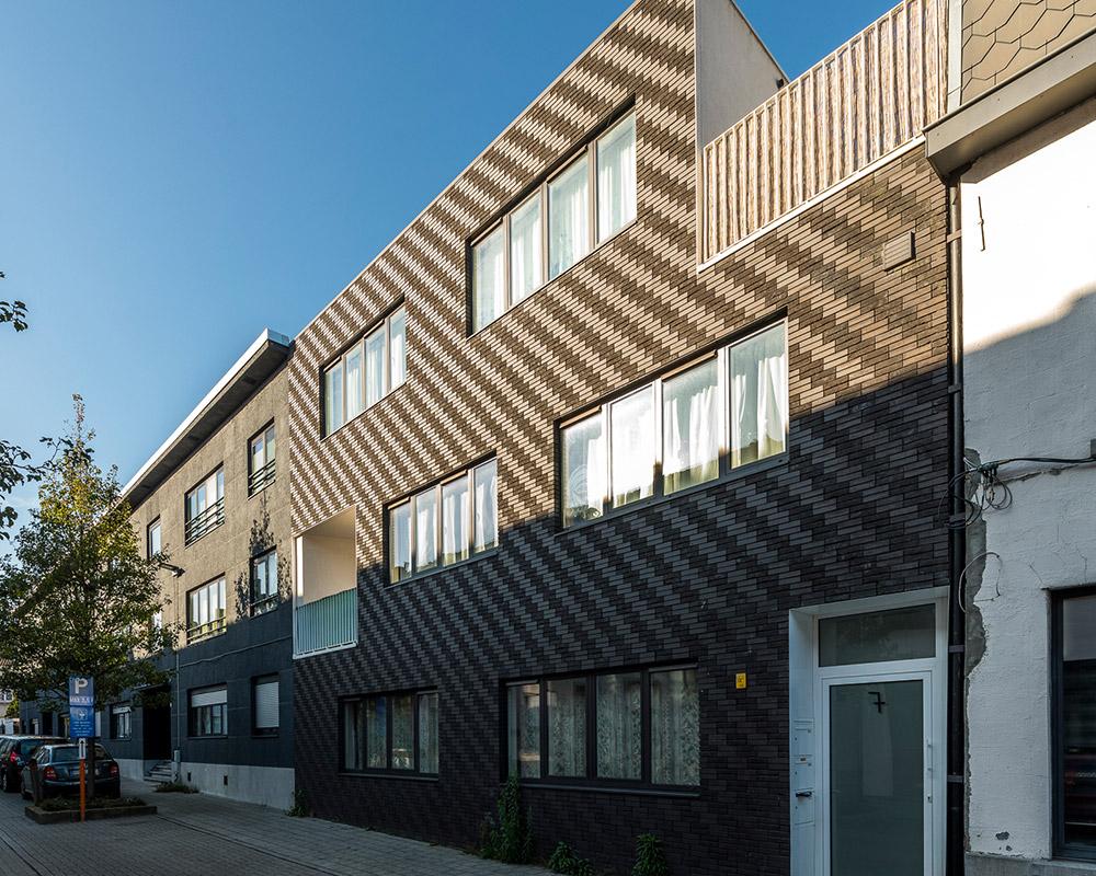 Appartementen Tenderstraat 7-9-11