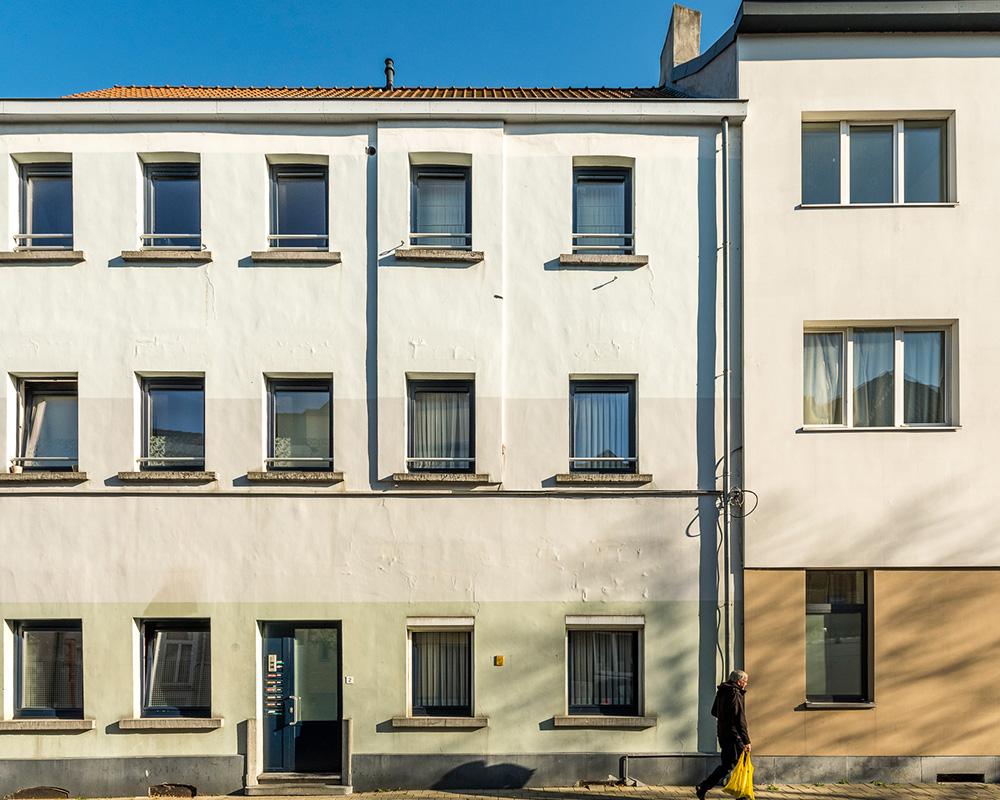 Appartementen Wagonstraat