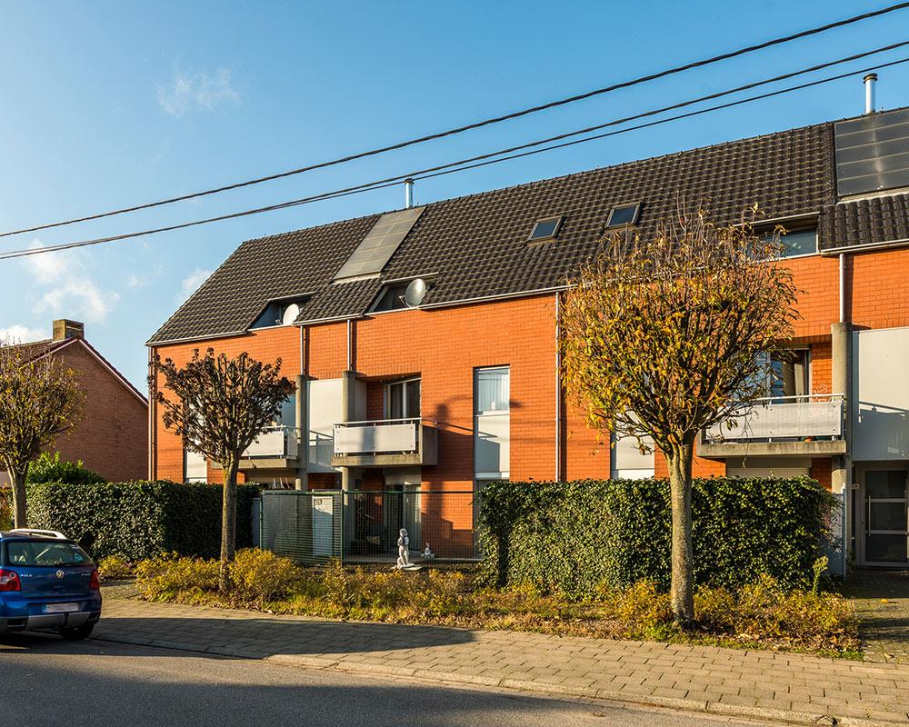 Appartementen Hoge Velden 62A/B