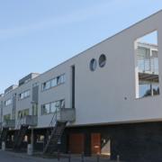 Appartementen Nachtegaalstraat 1
