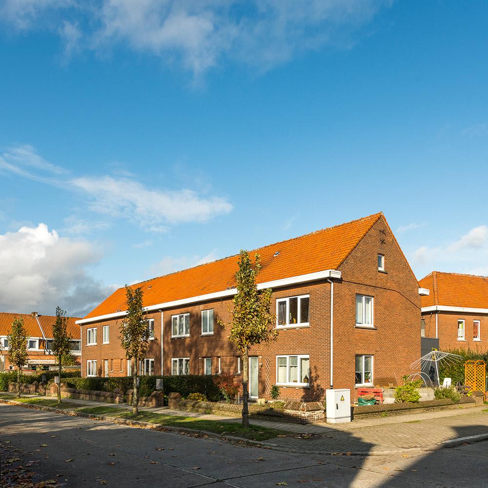 Woningen Hoge Velden-Lindelei fase 1