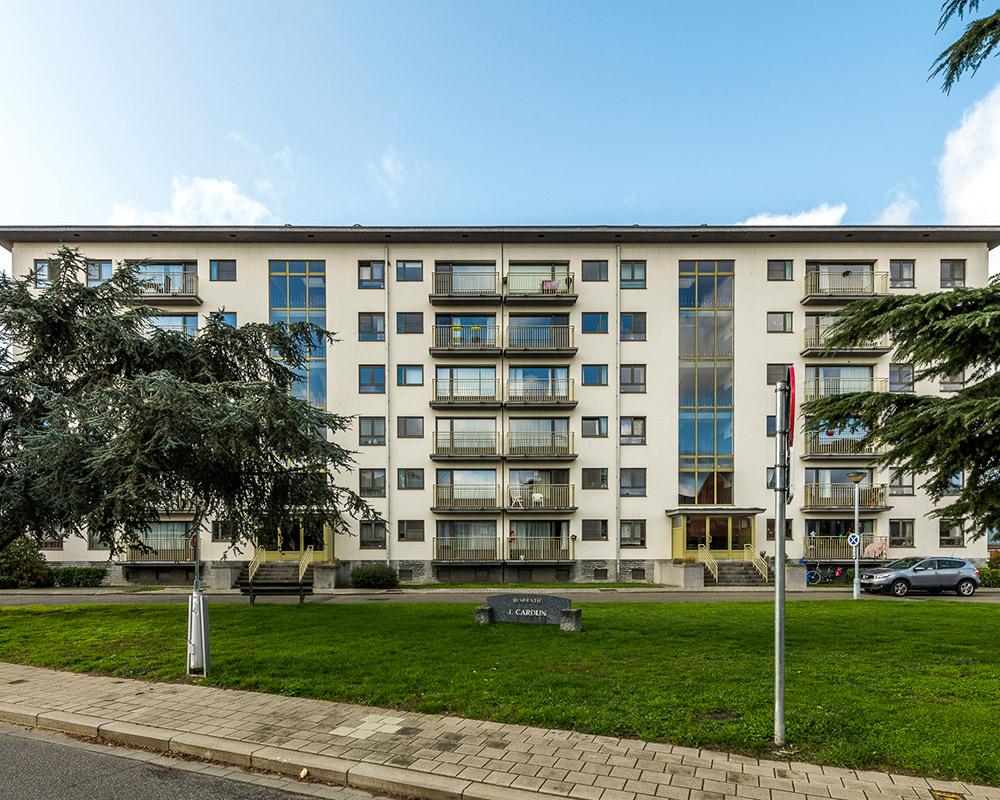 Appartementen Dr. Jacobsstraat-Residentie Cardijn