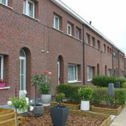 Woningen Jos Reypensstraat (even)