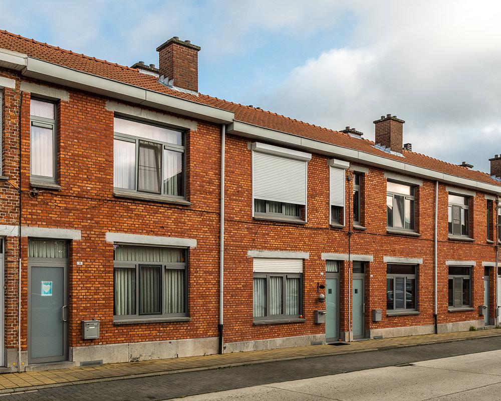 Woningen Jos Reypensstraat (oneven)