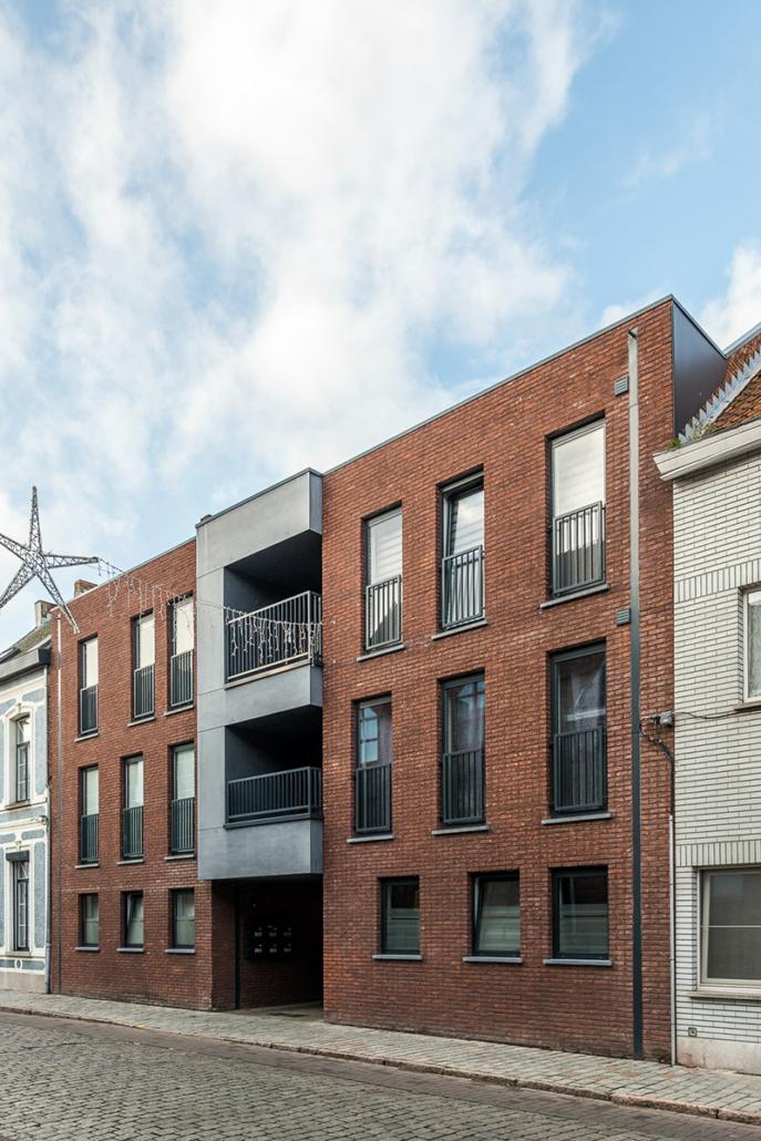 Appartementen Leopoldstraat