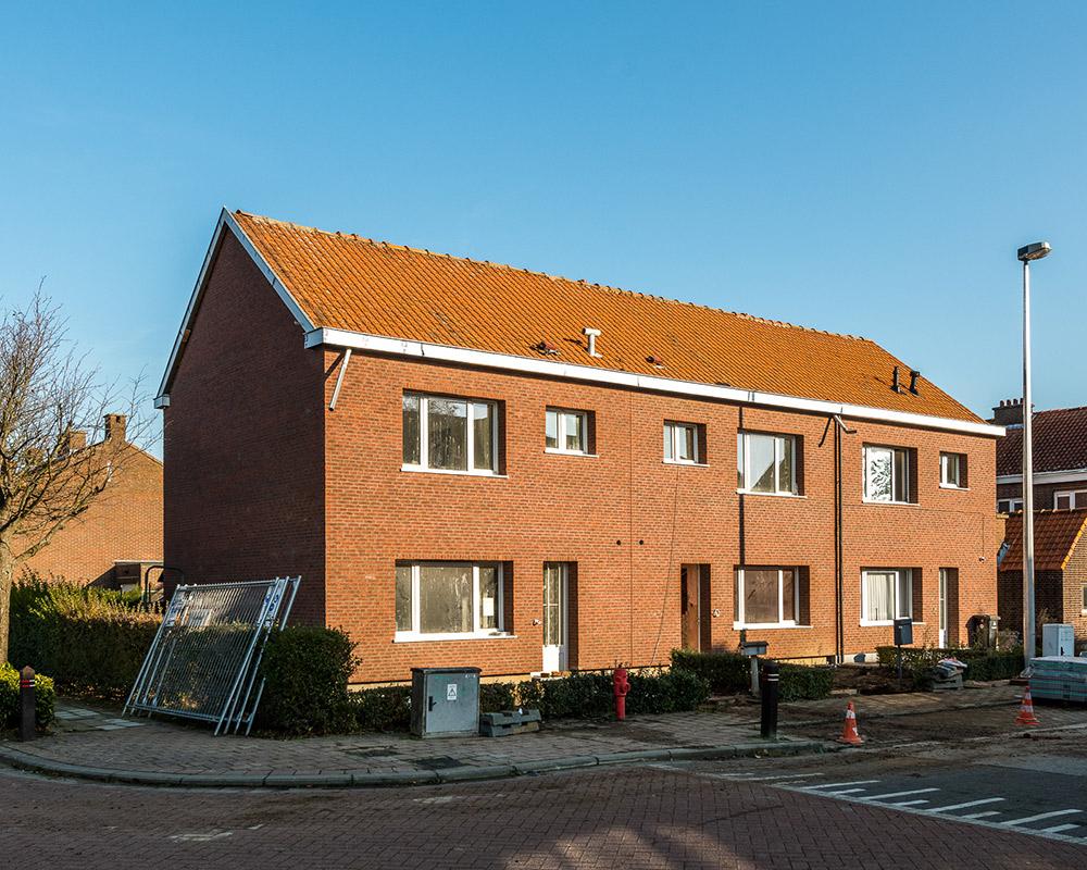 Woningen Lisstraat 50-52-54