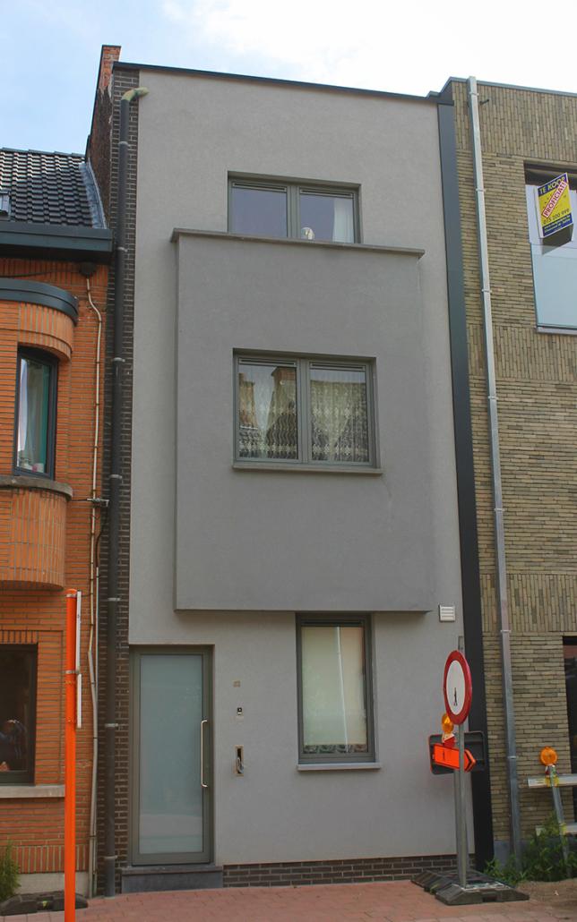 Woning Wouwendonkstraat